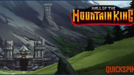 Enjoy the Hall of the Mountain King video slot from Quickspin