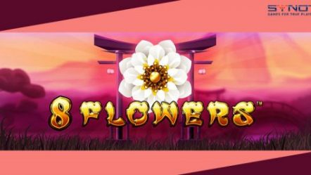 Synot announces new 8 Flowers slot blooming with fresh floral features