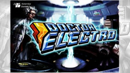 Kalamba Games launching new Doctor Electro featuring electrifying wins