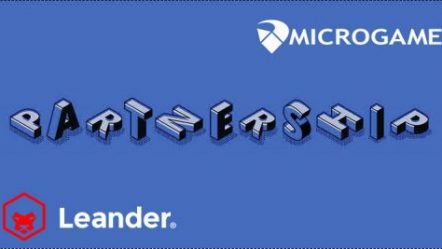 Leander Games now available via Microgame's more than 30 operators