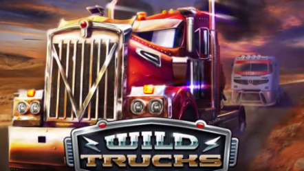 Habanero and NetEnt introduce Wild Trucks and Cash-O-Matic Slots