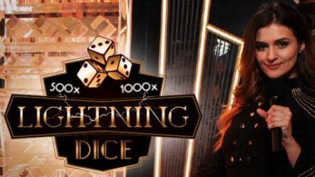 Evolution Gaming announces new Lightning Dice game