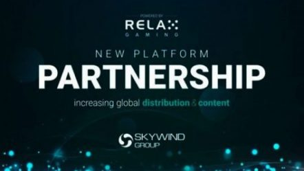 Relax Gaming agrees new Powered By content deal with Skywind Group