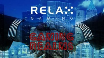 Relax Gaming's new content deal with Gaming Realms to include Slingo Originals