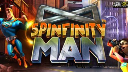 Betsoft launches new blockbuster video slot SPINFINITY MAN