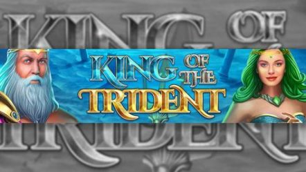 Visit Poseidon's underwater realm in Pariplay's new King of the Trident slot game
