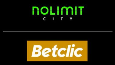 Nolimit City agrees new content supply deal with Betclic Everest Group