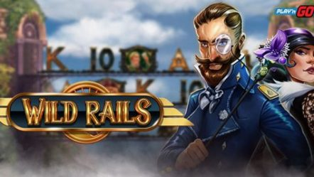 Red Tiger and Play'n GO release Win Escalator and Wild Rails slots