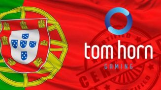 Tom Horn Gaming now live in Portugal after content receives certification