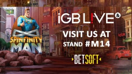 Betsoft to showcase summer blockbusters at iGB Live! in Amsterdam July 16th – 19th