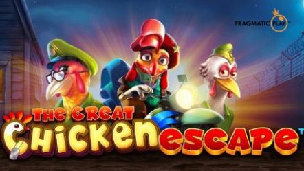 Fly the coup with Pragmatic Play's new slot release The Great Chicken Escape