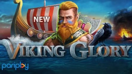 """Pariplay's new Viking Glory online slot has the """"most bonus features to ever be included"""""""
