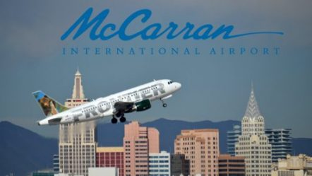 Las Vegas McCarran airport's 4.5 million passengers in July set new monthly record