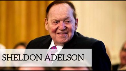 Las Vegas newspaper suing Sheldon Adelson in federal court