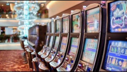 Nevada slot revenues benefitting from competition and a stronger economy