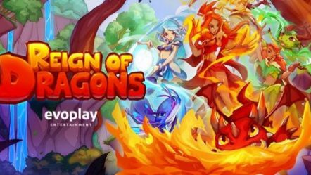 Evoplay Entertainment introduces enchanting universe featuring masters and their dragons in Reign of Dragons slot