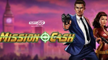 Join a retro group of spies in Play'n GO's new Mission Cash slot game