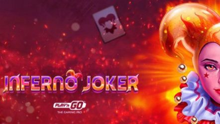 Play'n GO announces two new games: Fiery Inferno Joker and 3-Hand Casino Hold'em