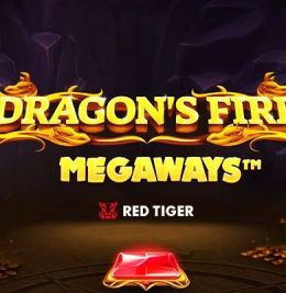 Red Tiger Gaming heats up the reels with their new Dragon's Fire release