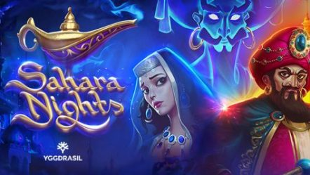 Encounter a new adventure with Yggdrasil's new Sahara Nights slot game
