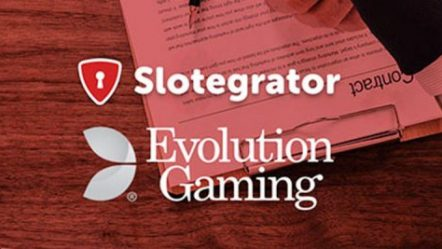 Slotegrator inks new partnership agreement with Evolution Gaming