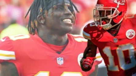 Tyreek Hill and the Kansas City Chiefs Agree to a 3 Year $54 Million Contract Extension