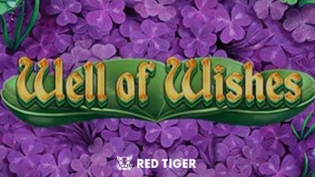 Make your dreams come true with Red Tiger Gaming's new Well of Wishes slot game