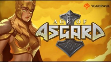 Yggdrasil Gaming Limited prepares for battle with new Age of Asgard video slot