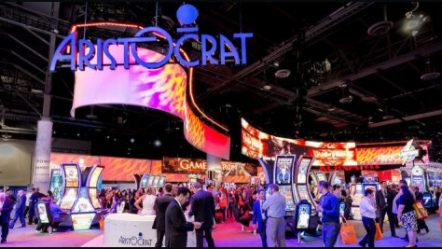 Crazy Rich Asians debut for Aristocrat Technologies Incorporated at G2E
