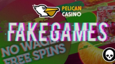 Rogue operator: Pelican Casino caught using fake slot games from 11 reputable providers