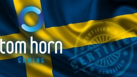 Tom Horn Gaming approved for Swedish operations