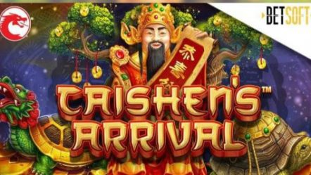 Travel to the Far East with Betsoft's new video slot Caishen's Arrival