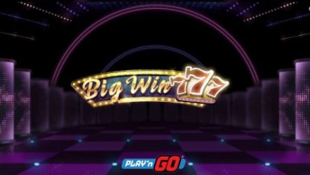 Play'n GO channels Vegas with latest slot release Big Win 777