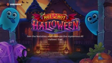 Habanero launches new Hot Hot Halloween slot game