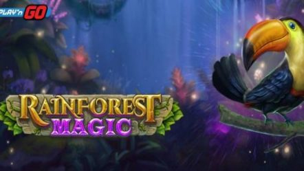 Nature headlines in Play'n GO's newly released Rainforest Magic