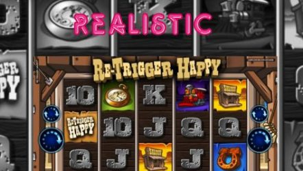 Realistic Games injects some giddy-up into its new release, Re-Trigger Happy