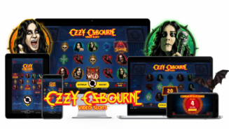 Prince of Darkness takes center stage in new Ozzy Osbourne Video Slots