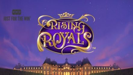 Just For The Win scores with new slot Rising Royals available exclusively to Microgaming operators