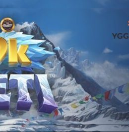 Ascend Everest in the epic new 9k Yeti slot by Yggdrasil