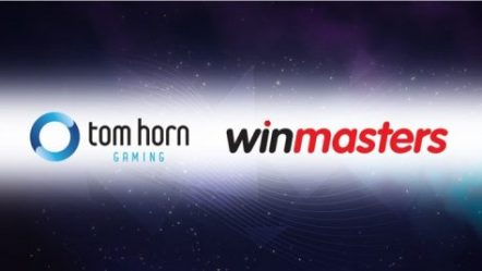 Tom Horn Gaming content now live with European operator winmasters casino