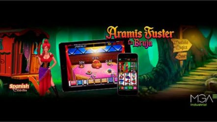MGA Games launches Aramis Fuster: La Bruja video slot