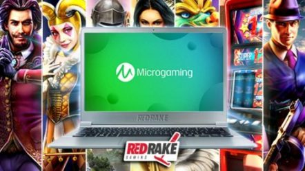 Red Rake Gaming increases market share via new content distribution agreement with Microgaming