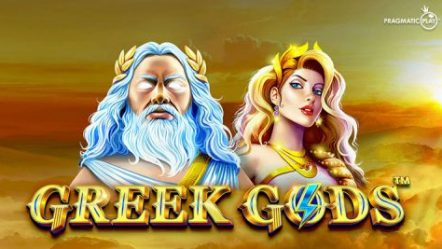 Zeus makes lightning strike in Pragmatic Play's new video slot Greek Gods