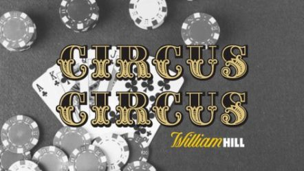 William Hill to operate sports betting facilities at Circus Circus Casino