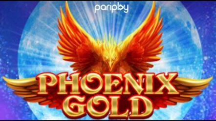 Pariplay Limited takes flight with new Phoenix Gold video slot