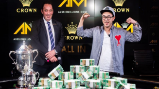Vincent Wan claims Main Event win of 2020 Aussie Millions