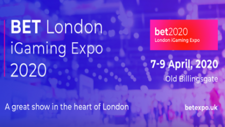 BET London iGaming Expo 2020 set for April