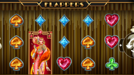 Enter the Roaring 20s with Stakelogic's new Flappers online slot release