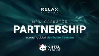 Relax grows network via Global Gaming deal for Ninja Casino