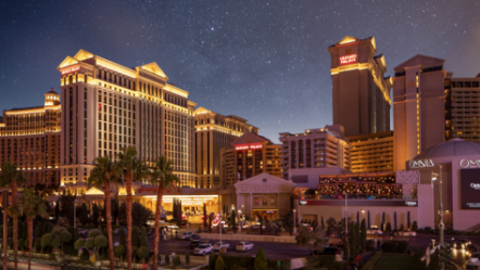 Caesars Entertainment to open Flamingo and Caesars Palace first in Las Vegas